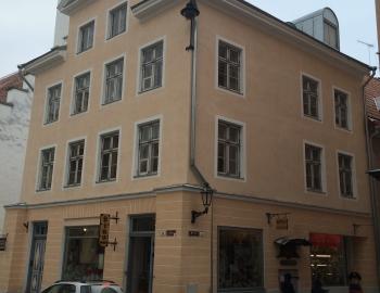 Pikk tn 14 Tallinn